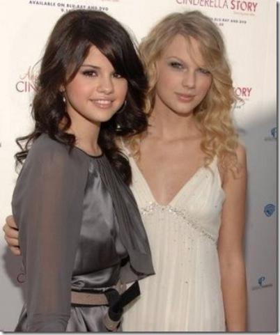 Taylor Swift Selena Gomez