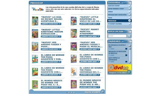 Web Disney