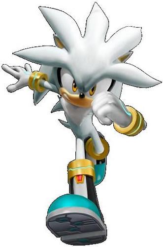 Fotos de Silver, The Hedgehog