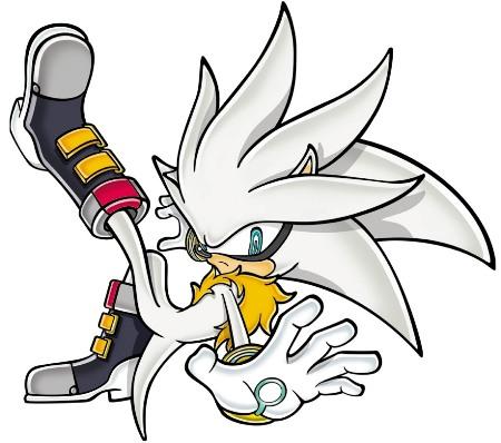 silver sonic