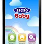 Un Iphone, un bebé y Hero Baby